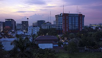 Sumatra - Medan, the largest city in Sumatra
