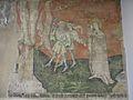 Mediaeval religious mural at the Coventry Charterhouse.jpg