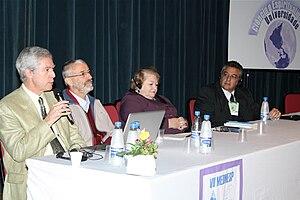 B. Alan Wallace - B. Alan Wallace, Padma Samten, Marlene Rossi Severino Nobre, and Roberto Lúcio Vieira de Souza, Universidade Federal do Rio Grande do Sul, 2009