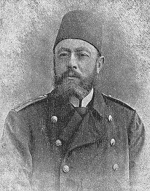 Mehmed Namık Pasha - Image: Mehmet namik
