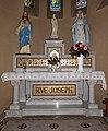Melesse (35) Église Saint-Pierre Intérieur Autel de Saint-Joseph 01.jpg