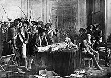 how did robespierre die