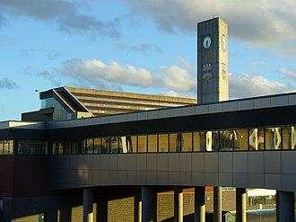 Memorial University of Newfoundland - The St. John's campus of MUN