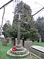 Memorial in Barlow Churchyard - geograph.org.uk - 690785.jpg