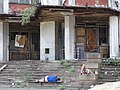 Men Passed Out on Building Steps - Dnipropetrovsk - Ukraine (44106542332).jpg