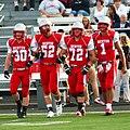 Mentor Cardinals Team Captains (9697239120).jpg