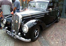 Mercedes Benz Wikipedia