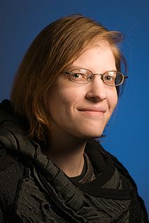 Meredith L. Patterson American technologist, science fiction author, and journalist