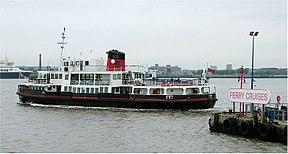 Mersey Ferry - River Mersey - Liverpool - 2005-06-28.jpg