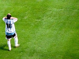 Messi in Copa America 2007
