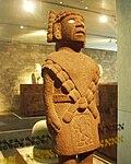Mexico - Museo de antropologia - Teteoinnan (aveugle).JPG