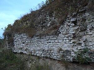 Mezdra - Image: Mezdra fortress 1
