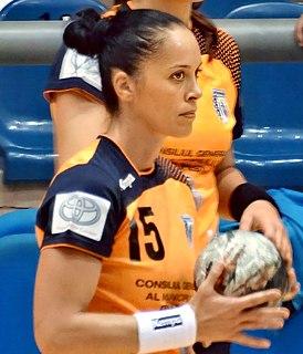 Aurelia Brădeanu Romanian handball player