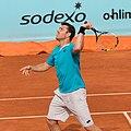 Michael Berrer - Masters de Madrid 2015 - 08.jpg