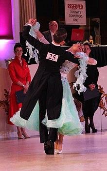 86e25bd93 Ballroom dance - Wikipedia