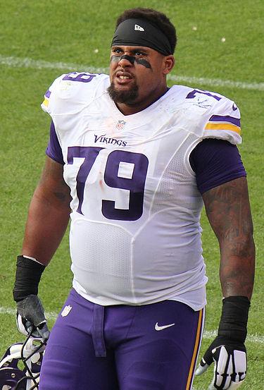 Michael Harris (offensive lineman) - Wikipedia