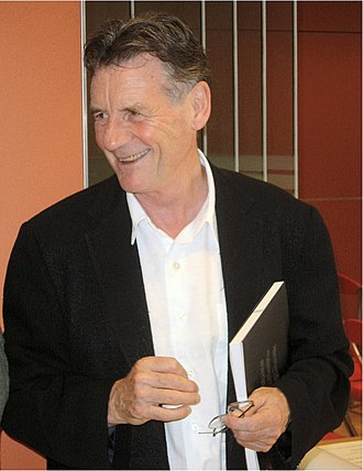 Michael Palin - Palin in Trento, Italy in 2005