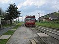 Michalová, nádraží, vůz 812.004.jpg