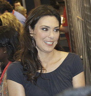 Michelle Forbes - Forbes at Comic-Con 2009