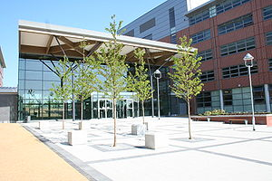 MidKent College - The college's new Medway Campus