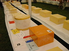 Image illustrative de l'article Cheddar (fromage)