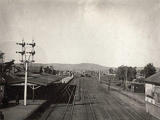 Midland Junction railway station former railway station in Perth, Western Australia