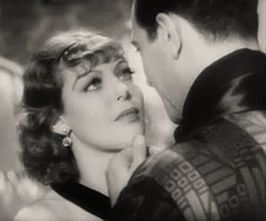 Loretta Young en Ricardo Cortez in Midnight Mary