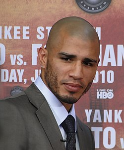 Miguel Cotto en 2010