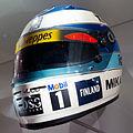 Mika Hakkinen helmet Mercedes-Benz Museum.jpg