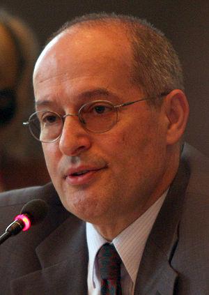 Miklós Haraszti - Photo by Mikhail Evstafiev