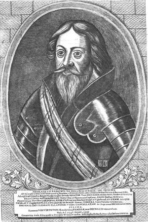 Mikołaj VII Radziwiłł - Image: Mikołaj VII Radziwiłł