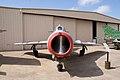 Mikoyan-Gurevich MiG-17F Fresco-C HeadOn CFM 7Oct2011 (15138412929).jpg