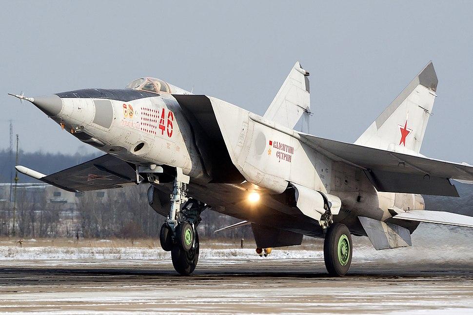 Mikoyan-Gurevich MiG-25RB, Russia - Air Force AN2195954