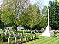 Military Cemetery, Bramshott - geograph.org.uk - 1298142.jpg