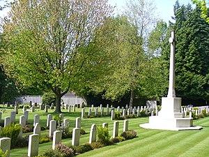 Bramshott - Military Cemetery, Bramshott