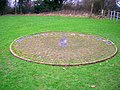 Millennium Sundial, Iden Recreation Ground - geograph.org.uk - 300487.jpg