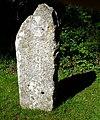 Millennium stone, Rhydycroesau - geograph.org.uk - 552157.jpg