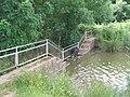 Millpond Dam, Coombegreen, Castlemorton - geograph.org.uk - 20448.jpg