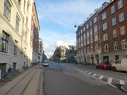 How to get to Mimersgade with public transit - About the place