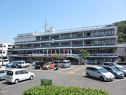 Minamata City Hall 20110514.JPG