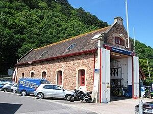 Minehead Lifeboat Station - Image: Minehead lifeboat station 2009