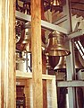 Minor bells of the clock of the kathedral of Peter and Paul.jpg