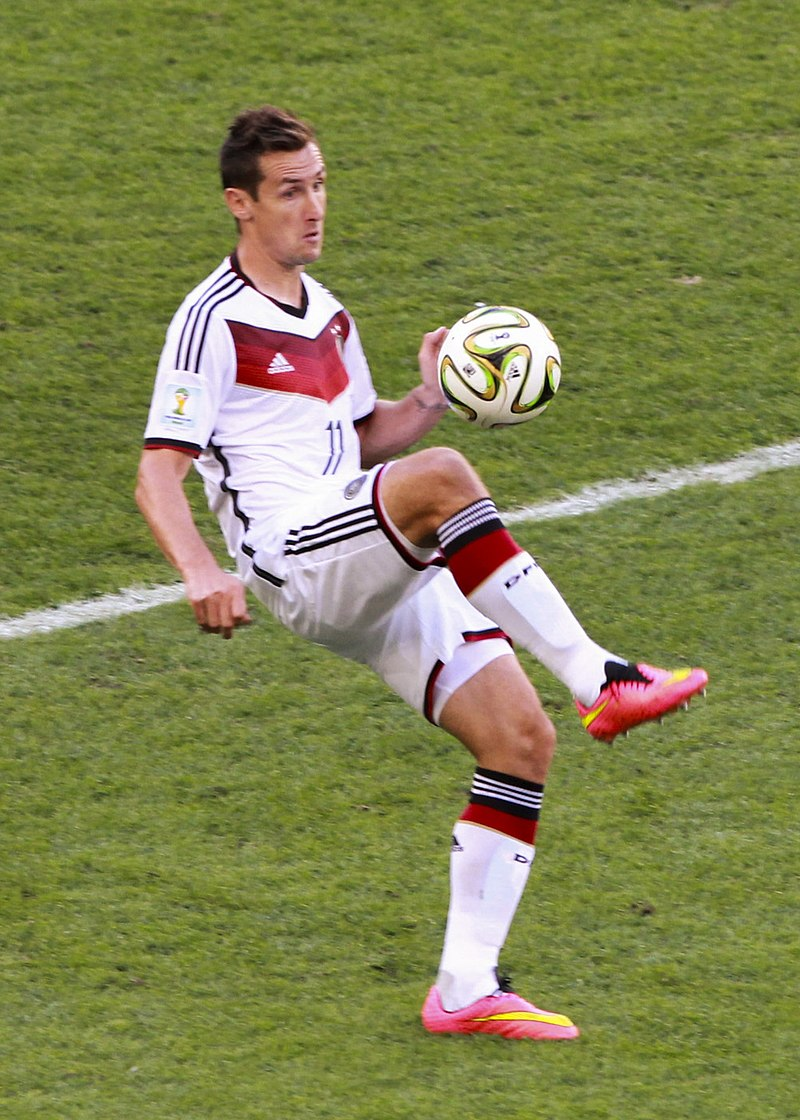 klose world cup records