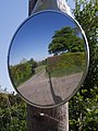 Mirror at Borough - geograph.org.uk - 427423.jpg