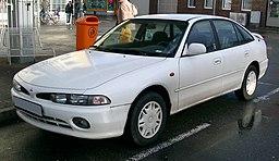 Mitsubishi Galant front 20071126