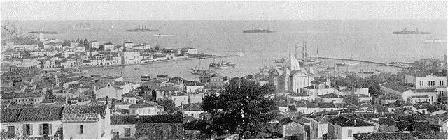 Mitylene 1905