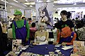 Miu and her friends at Miu Cosplay Works booth, CH5 20181013.jpg