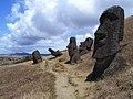 Moais, Isla de Pascua. - panoramio.jpg