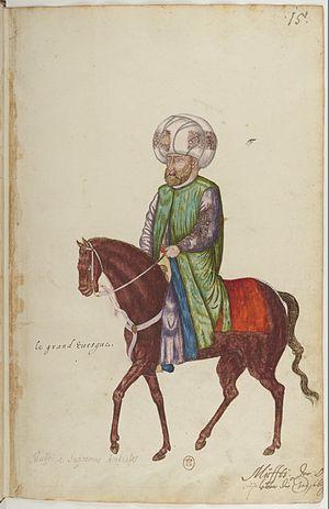 Mufti - Image: Moeurs et costumes des Orientaux (recueil).f 024