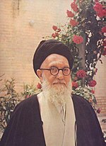 Mohammad Kazem Shariatmadari - March 1982.jpg